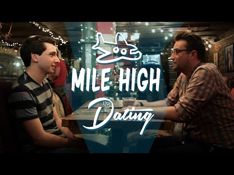 FLYING HIGH WITH CHARLIE Gay Web Series Mile High Dating Episode 2 OutliciousTV