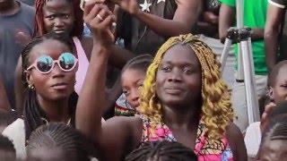 Ismael Prince - BISSAU SABI- Clip officiel carnaval Guinée Bissau