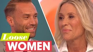 Calum And Angie Best Open Up About Their Mother-Son Relationship | Loose Women