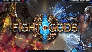 Immortal Kombat! with Fight of Gods!