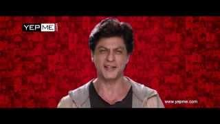 FAN - Shah Rukh Khan #iamfan TVC by Yepme.com