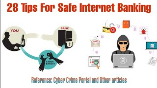 Secure Online_Tips for Online Net Banking, ATM services and Debit/ Credit Card Transactions