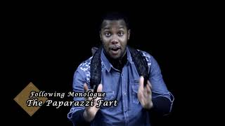 WINNER! The Paparazzi Fart performed by Yusuf Diallo