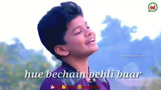 hue bechain by satyajeet jena Song for whatsaap Story