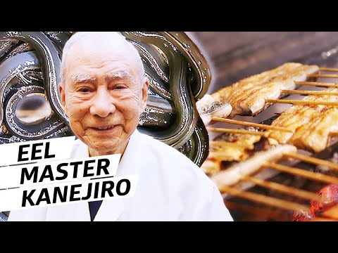 Xxx Mp4 Chef Kanejiro Kanemoto Is Japan 39 S Grilled Eel Master — Omakase 3gp Sex