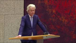 Debat over het eindverslag informateur Tjeenk Willink
