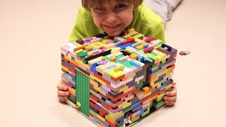 LEGO Surprise Toys BOX Family Fun Time - Batman Movie and Disney