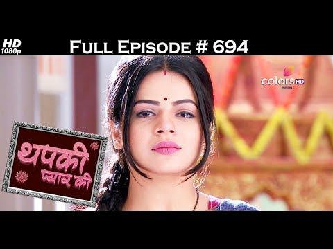 Thapki Pyar Ki - 10th July  2017 - थपकी प्यार की - Full Episode HD