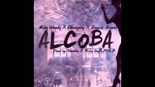 Miky Woodz Ft Almighty y Bryant Myers   Alcoba Official Remix