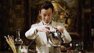Making a Cocktail out of Hot Butter | Japan's Greatest Bartender - Hiroyasu Kayama