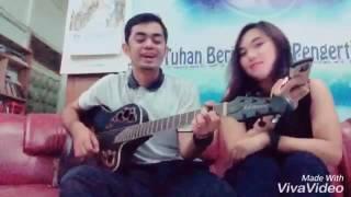 Cover lagu Saat Bahagia by Ungu Ft Andien