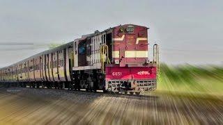 Lost in the Past - Sikar Churu Glorious METRE GAUGE Line