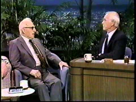 Toulon Illinois Farmer on The Tonight Show with Johnny Carson. August 1987.