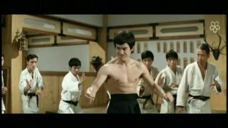 Bruce Lee Vs Japan 陈真踢馆之李小龙