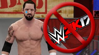 WWE 2K17 - 5 Superstars Who Will NOT Be In The Game!