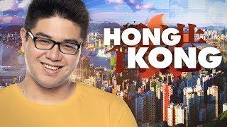 HONG KONG ! - LE RIRE JAUNE