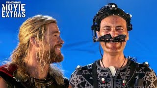 Thor: Ragnarok - Funniest Filming Moments with Taika