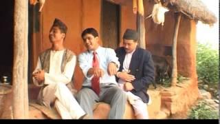 Funny Nepali Lok Dohori...