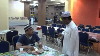 Chennai - Rahat Umrah Feedback Mulla Bhai with Group hosted by Rahat Travels Of India May 2013