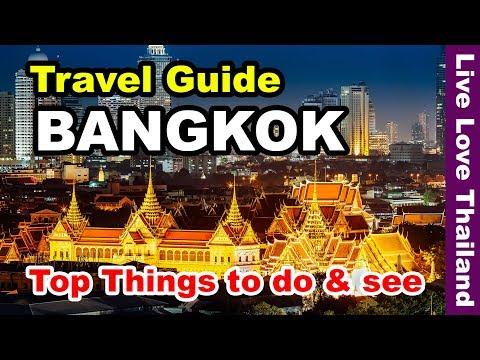 Bangkok Travel Guide Top 20 Amazing things to Do & See in Bangkok livelovethailand