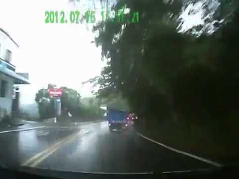 W pogoni za sprawcą wypadku