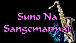 Suno Na Sangemarmar   Youngistaan    Best Saxophone Instrumental   HD Quality