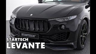 STARTECH Maserati Levante Blacked Out