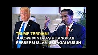 Jokowi Geger Di Tv America
