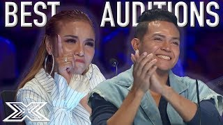 The BEST Auditions from X Factor Cambodia (Week 1) | X Factor Global