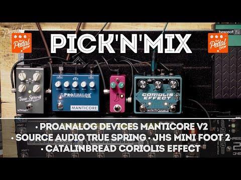 Xxx Mp4 Source Audio True Spring JHS Mini Foot 2 ProAnalog Manticore 2 Catalinbread Coriolis – Pick N Mix 3gp Sex