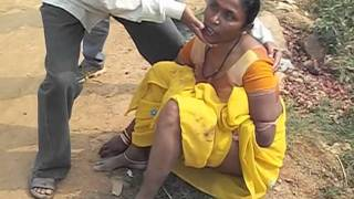 Blood Stains in Jindal Steel, Orissa. 25th January 2012.mp4