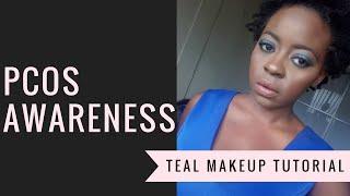 PCOS Awareness Makeup Tutorial | OmogeMuRa