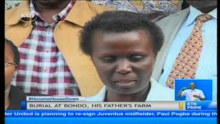 Fidel Odinga to be buried at his grandfathers farm in Bondo, Siaya County