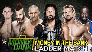 WWE MONEY IN THE BANK 2015 FULL MATCH