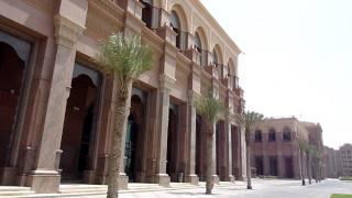 Emirates Palace hotel, Abu Dhabi, the best hotel in the world?