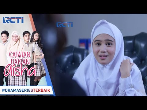 CATATAN HARIAN AISHA - Hari Pertama Aisha Di Sekolah Baru [8 Januari 2018]