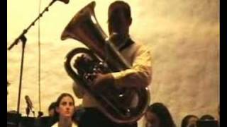 Petach Tikva Youth Orchestra Tuba player