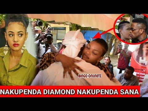 Xxx Mp4 Diamond Ashindwa Kuzuia Hisia Zake Kwa Wema Sepetu Tanasha Zari Na Hamisa Hapatoshi Full Video 3gp Sex