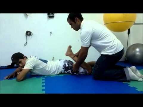 Reabilitação de LCA em um atleta de Futebol.