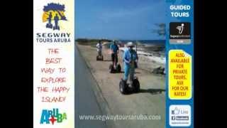 Segway Tours Aruba Eagle Beach Coast Exploring Tour