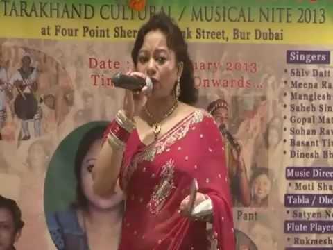 Uttarakhand Cultural Musical Nite 2013 in Dubai UAE.rmvb