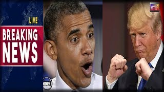 DAMN! President Trump Just KNOCKED OUT Obama on LIVE TV then Obama FIRED back