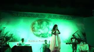 Eshita+Roy+....+Durgapuja+live+shows+2017+Mumbai