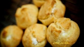 Nan Khamei Cream puff pastry noon khamei (recipe)