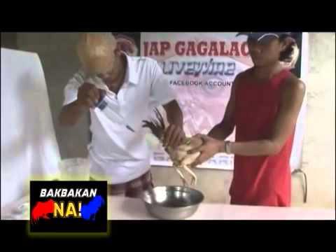 Bakbakan Na Nabasagan ng itlog Jap Gagalac