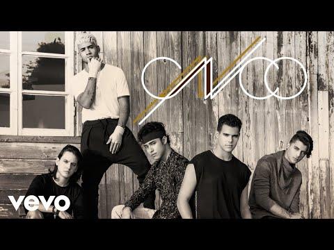 CNCO - Estoy Enamorado de Ti (Audio)