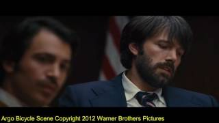 Argo Bicycle Scene