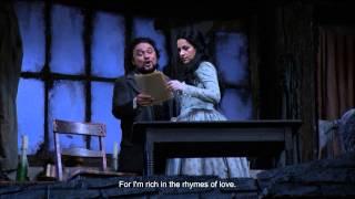 """La Bohème: """"Che gelida manina"""" (Ramón Vargas)"""