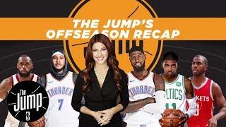 NBA offseason recap in 90 seconds | The Jump | ESPN
