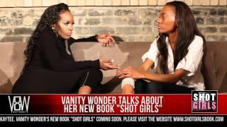 Vanity Wonder Talks About Her New Book